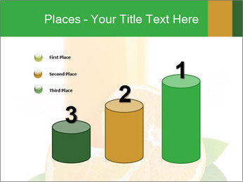 Orange juice PowerPoint Template - Slide 65