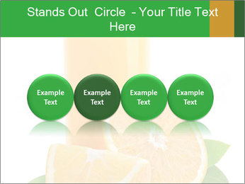 Orange juice PowerPoint Template - Slide 76