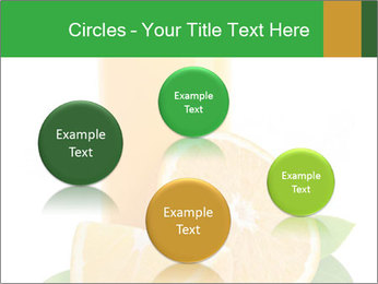 Orange juice PowerPoint Template - Slide 77