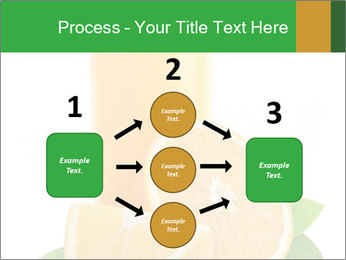 Orange juice PowerPoint Template - Slide 92