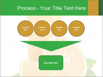 Orange juice PowerPoint Template - Slide 93