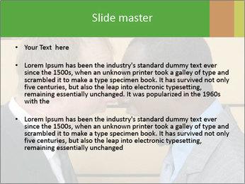 Debate PowerPoint Template - Slide 2