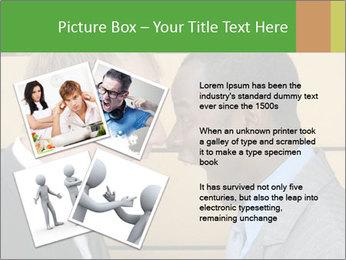 Debate PowerPoint Template - Slide 23
