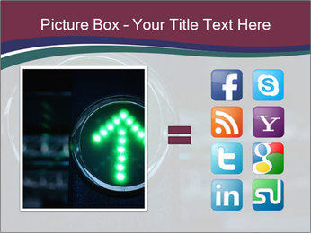 Green light PowerPoint Templates - Slide 21