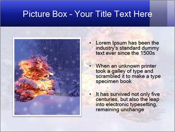 Xmas winter PowerPoint Template - Slide 13