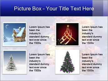 Xmas winter PowerPoint Template - Slide 14