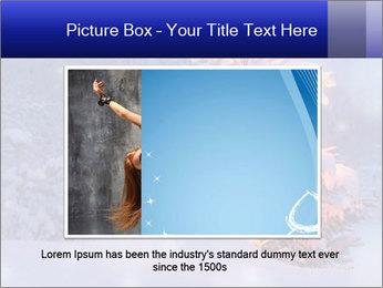 Xmas winter PowerPoint Template - Slide 16