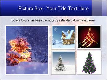 Xmas winter PowerPoint Template - Slide 19