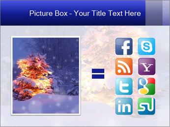 Xmas winter PowerPoint Template - Slide 21