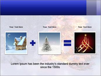 Xmas winter PowerPoint Template - Slide 22