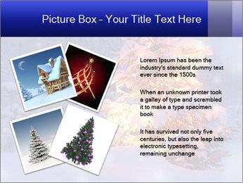 Xmas winter PowerPoint Template - Slide 23