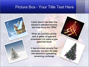 Xmas winter PowerPoint Template - Slide 24