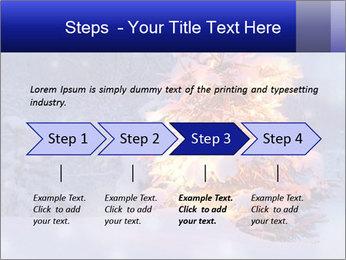 Xmas winter PowerPoint Template - Slide 4
