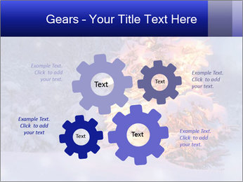 Xmas winter PowerPoint Template - Slide 47