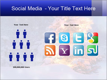 Xmas winter PowerPoint Template - Slide 5