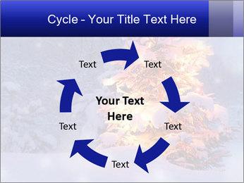 Xmas winter PowerPoint Template - Slide 62