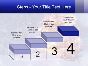 Xmas winter PowerPoint Template - Slide 64