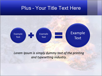 Xmas winter PowerPoint Template - Slide 75