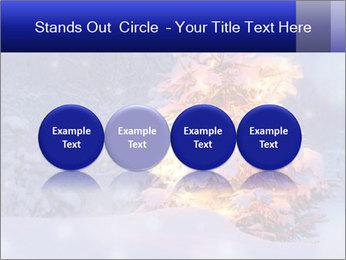 Xmas winter PowerPoint Template - Slide 76