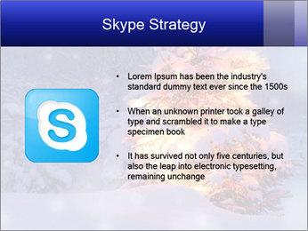 Xmas winter PowerPoint Template - Slide 8