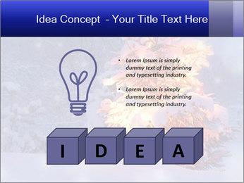 Xmas winter PowerPoint Template - Slide 80