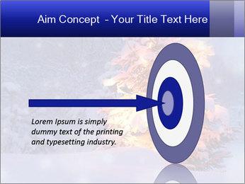 Xmas winter PowerPoint Template - Slide 83