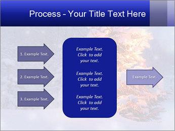 Xmas winter PowerPoint Template - Slide 85