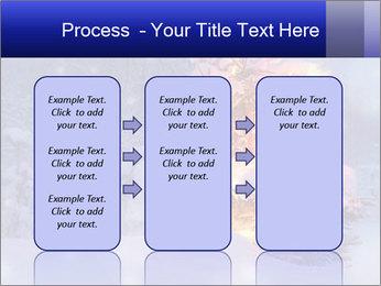 Xmas winter PowerPoint Template - Slide 86