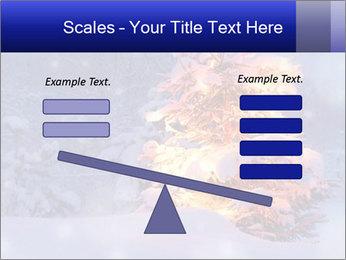 Xmas winter PowerPoint Template - Slide 89