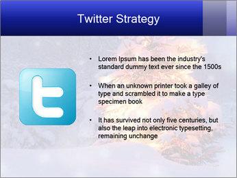 Xmas winter PowerPoint Template - Slide 9
