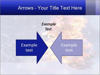 Xmas winter PowerPoint Template - Slide 90
