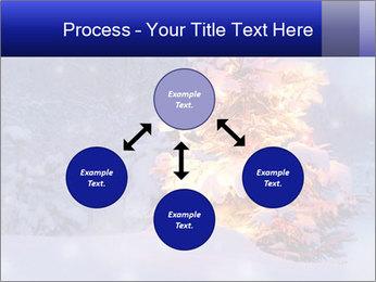 Xmas winter PowerPoint Template - Slide 91