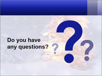 Xmas winter PowerPoint Template - Slide 96