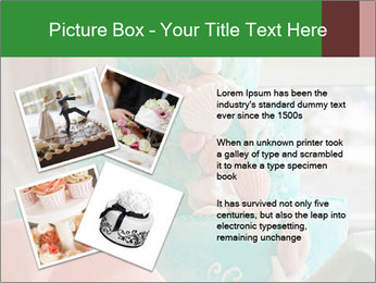Wedding cake PowerPoint Template - Slide 23