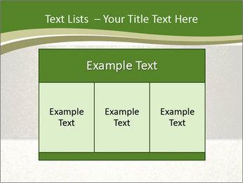 Elegant textured gold ribbon stripe PowerPoint Template - Slide 59