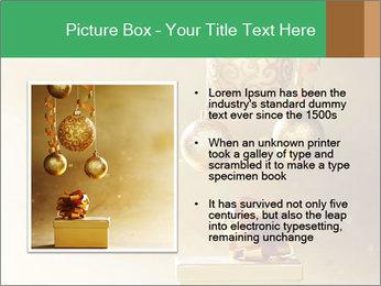 Christmas balls PowerPoint Template - Slide 13