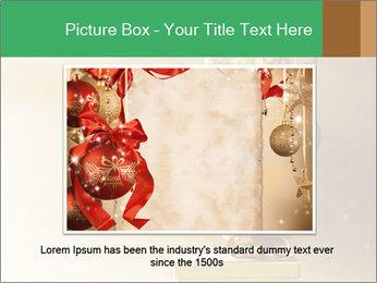 Christmas balls PowerPoint Template - Slide 16