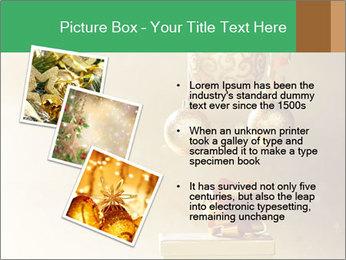 Christmas balls PowerPoint Template - Slide 17