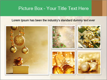 Christmas balls PowerPoint Template - Slide 19