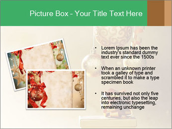 Christmas balls PowerPoint Template - Slide 20