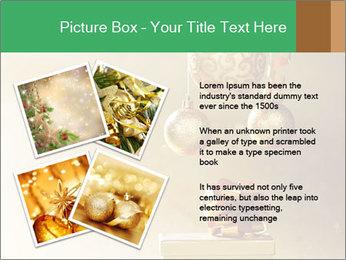 Christmas balls PowerPoint Template - Slide 23