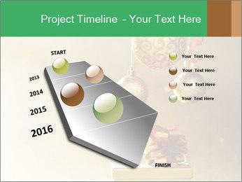 Christmas balls PowerPoint Template - Slide 26