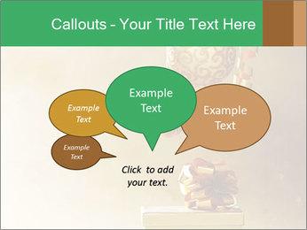 Christmas balls PowerPoint Template - Slide 73