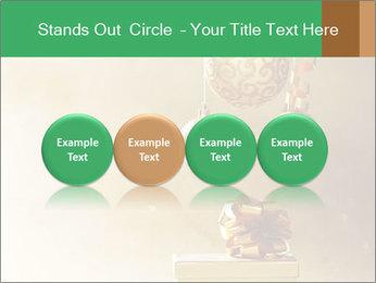 Christmas balls PowerPoint Template - Slide 76