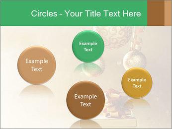 Christmas balls PowerPoint Template - Slide 77