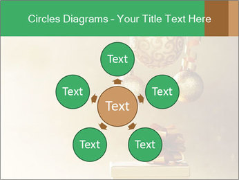 Christmas balls PowerPoint Template - Slide 78