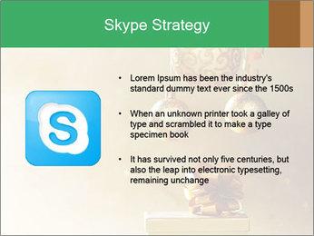 Christmas balls PowerPoint Template - Slide 8