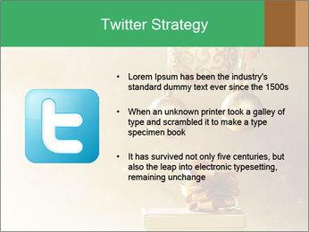 Christmas balls PowerPoint Template - Slide 9