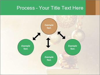 Christmas balls PowerPoint Template - Slide 91