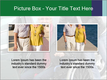Man assisting senior woman PowerPoint Templates - Slide 18